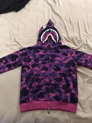 Bape hoodie size small for Sale in Riverside, CA