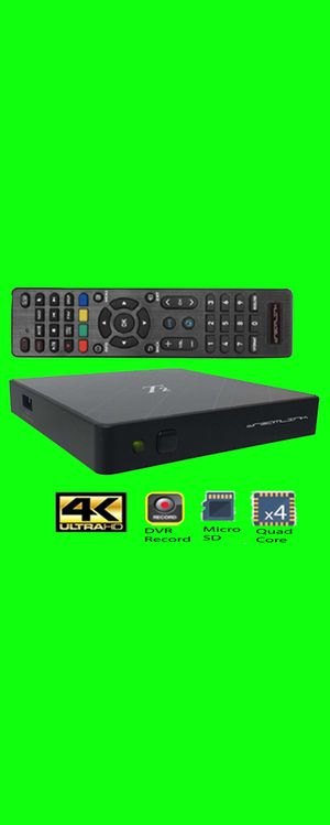 K ìck thé cable bíll !! … l○aded 4K Cable Box 1K+ HD Prime channels +DVR Rec○rder… Not a l○w quality amazon android fire TV stick or iptv china box. for Sale in Miami, FL