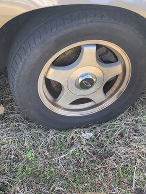 Impala tires an rims for Sale in Columbus, MS