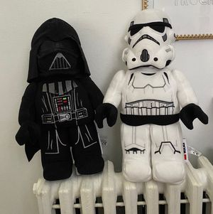 Star Wars LEGO Plushies for Sale in Newark, NJ