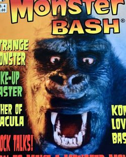 2005 Monster Bash King Kong Lives for Sale in Los Angeles,  CA