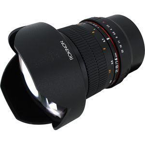 Rokinon 14mm f2.8 E mount w/ box and papers for Sale in Seattle, WA