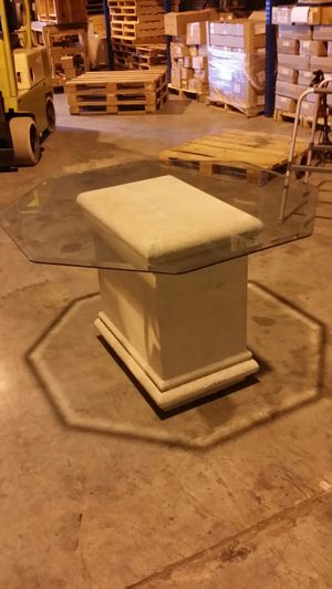 Glass Top Table for Sale in Nashville, TN