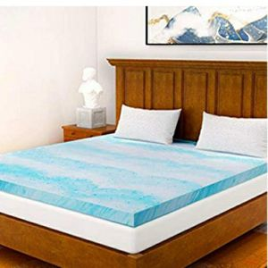 "New FULL 2"" Gel Memory Mattress Topper for Sale in Bourbonnais, IL"