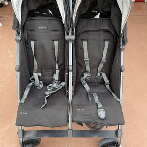 Uppababy G-Link Double stroller for Sale in Hollywood, FL