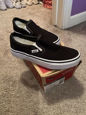 Black vans for Sale in Ceres, CA