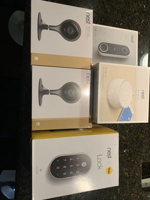 Nest Secure alarm system for Sale in Coconut Creek, FL