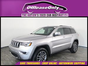 2019 Jeep Grand Cherokee for Sale in North Lauderdale, FL