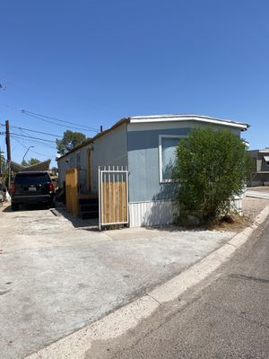 MOBILE HOME 56x 14 AC UNIT HEATER NEW CABINETS APPLIANCES INCLUDED 14,000 for Sale in Phoenix, AZ