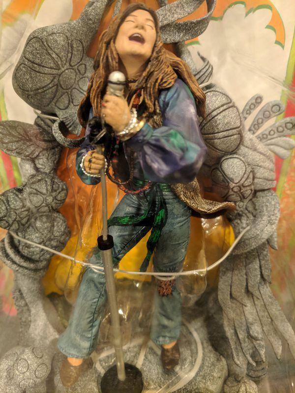 Janis Joplin Figurine Toy