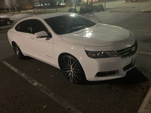 New car 20 k 2017 Chevy impala v6 LT for Sale in Bellevue, WA