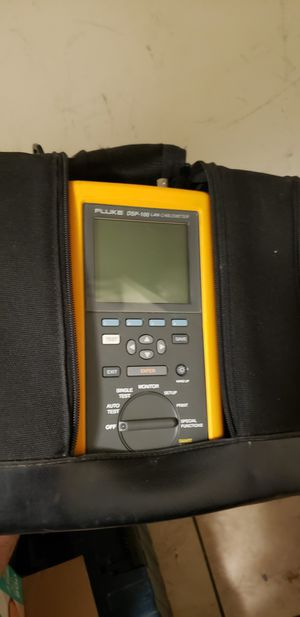 Fluke Cable tester for Sale in Falls Church, VA