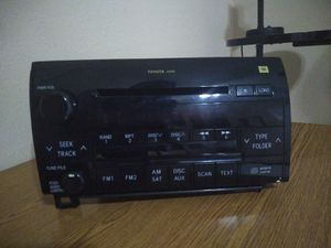 Radio, CD WMA and Mp3 Radio for truck. Toyota brand for Sale in Orlando, FL