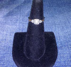 14kt Gold& Genuine Diamond Ring for Sale in Spanish Springs, NV