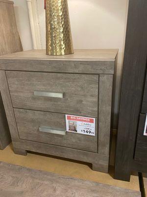 Nightstand, Greyish Brown for Sale in Norwalk, CA