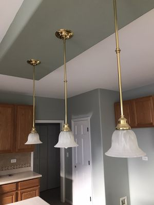 Chandelier-Kitchen for Sale in Crystal Lake, IL