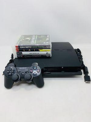 PS3 Slim Bundle Deal for Sale in El Monte, CA