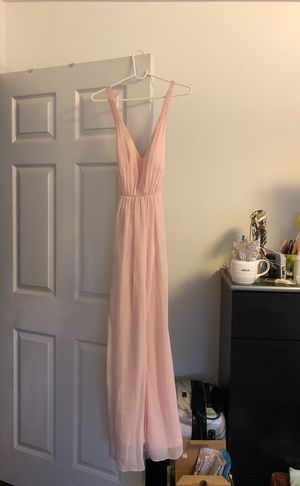 Blush dress for Sale in San Leandro, CA