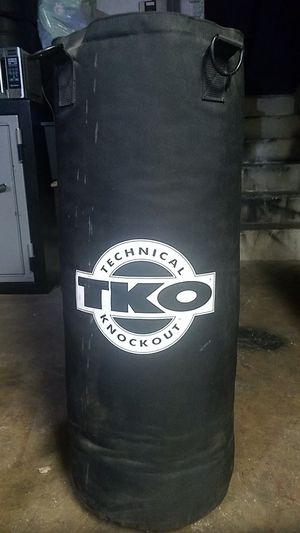 TKO Punching bag for Sale in Braintree, MA