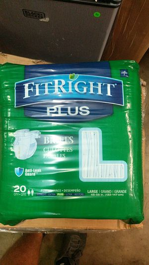 FitRight Plus Briefs for Sale in Lexington, KY