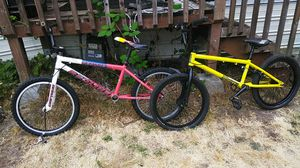 2 redlines for the price of one you get both bikes for Sale in SeaTac, WA