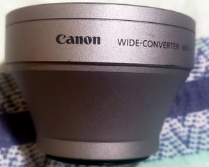Canon Wide Converter for Sale in Los Angeles, CA