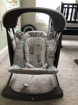 Fisher price take along swing n seater (automatic) for Sale in Aldie, VA