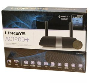 Linksys EA6350 AC1200+ Dual-Band Wi-Fi Router for Sale in Houston, TX
