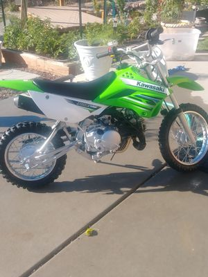 Kawasaki KLX 110 Kids Motorcycle for Sale in Farmington, UT