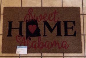 Door Mats (New) Sweet Home Alabama for Sale in San Antonio, TX