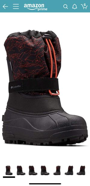 Columbia Toddler Snow Boot Size 5 for Sale in Houston, TX