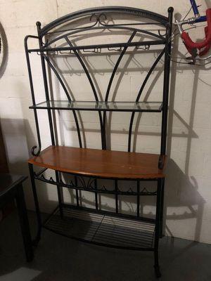 Bakers wine rack. for Sale in UPPER ARLNGTN, OH