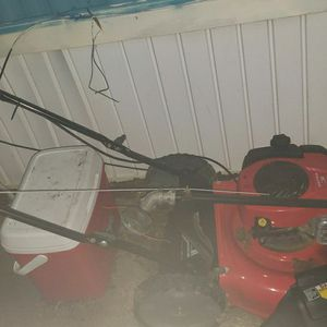 Brand New Mower Runs Great And Weedeater Both Work for Sale in Chesapeake, VA