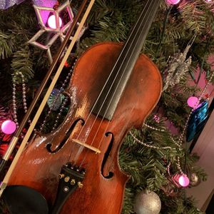 1729 German Violin Restored 4/4 Violin for Sale in Lynnwood, WA