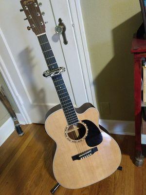 Guitar: Martin Cutaway JC-16RGTE for Sale in Portland, OR