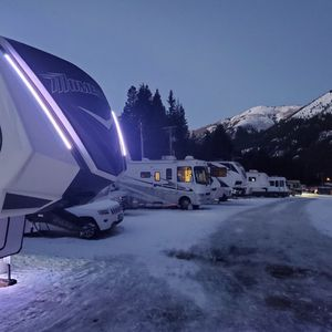 Crystal Mountian Rv Blot Reservation for Sale in Seattle, WA