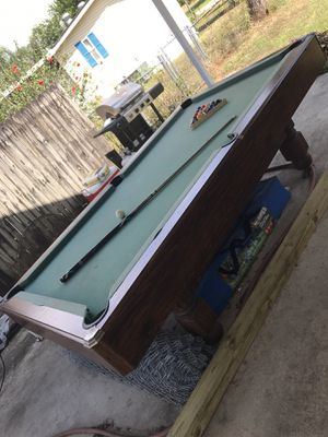 Pool table for Sale in Wahneta, FL
