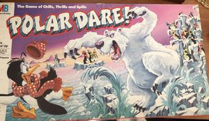 Vintage 1991 Polar Dare board game for Sale in Hillsboro, OR