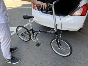 Boardwalk folding bike for Sale in San Diego, CA
