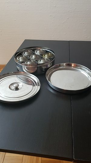 Stainless Steel Spice/Masala Storage Container + Delivery for Sale in Sunnyvale, CA