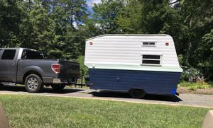 Vintage travelier lo-liner travel trailer for Sale in Richmond, VA