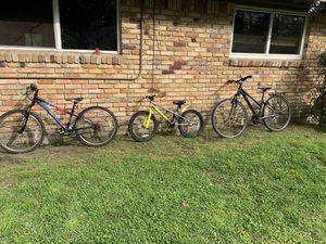 Trek, Diamondback, Marin bikes! Xmas in Feb for Sale in Houston, TX