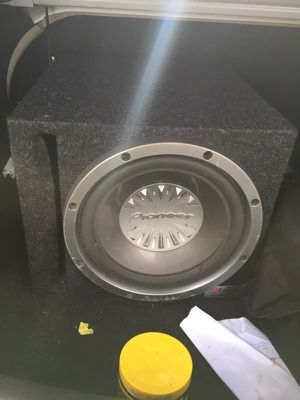 Pioneer 12 inch for Sale in Hillsboro, OR