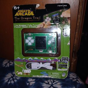 Fully Functional Pocket Size Arcade Game for Sale in Glendale, AZ
