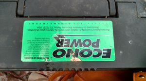 3 econo power RV/TRACTOR BATTERIES for Sale in Portland, OR