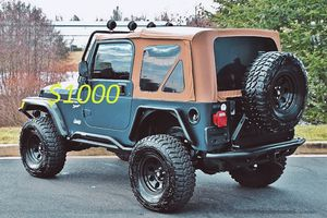 2000🍀Jeep Wrangler TJ Lifted🍀Loaded 4WD No Issues-For Sale!!!-$1000 for Sale in Washington, DC