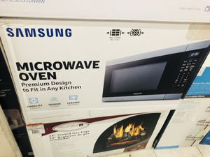 Samsung microwave oven $80 for Sale in Las Vegas, NV
