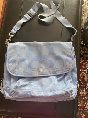 Coach messenger bag for Sale in Schaumburg, IL