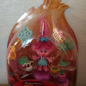 Trolls Poppy's Party set 💗 for Sale in Stanton, CA