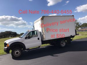 Furniture movers same day pick up +×÷ for Sale in Fort Lauderdale, FL